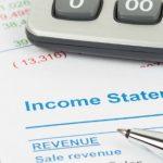 2016 GBCCA Income Statement